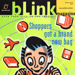 Blink Magazine Cover